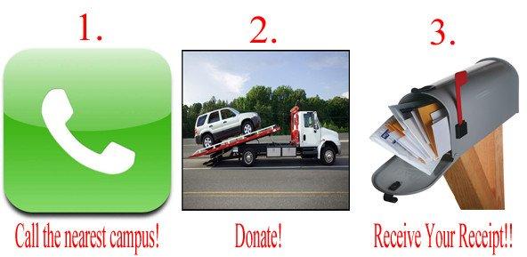Teen challenge vending donations