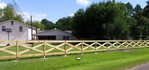 Magnolia fence1