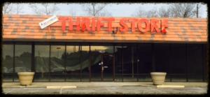 Houston thrift store