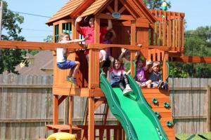 Houston women playground