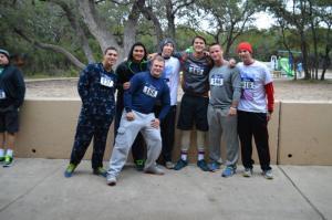 5k student runners