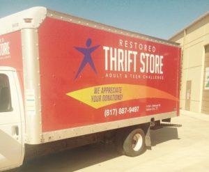 Azle Restored box truck1