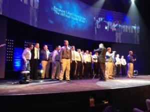 Azle banquet choir
