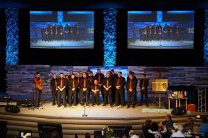 Magnolia banquet choir