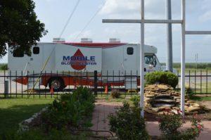 SA mobile blood