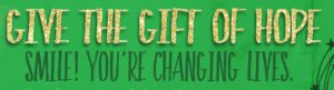 Give the Gift of Hope logo